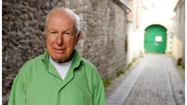 """Peter Brook: """"once a wunderkind – now he's a wunder-grossvater."""""""
