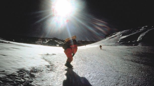 Thanks to virtual reality, it's no longer necessary to climb Mt Everest to get to the top.