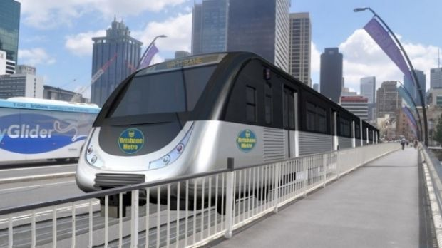 Lord Mayor Graham Quirk has left all funding options on the table for his proposed Brisbane Metro.
