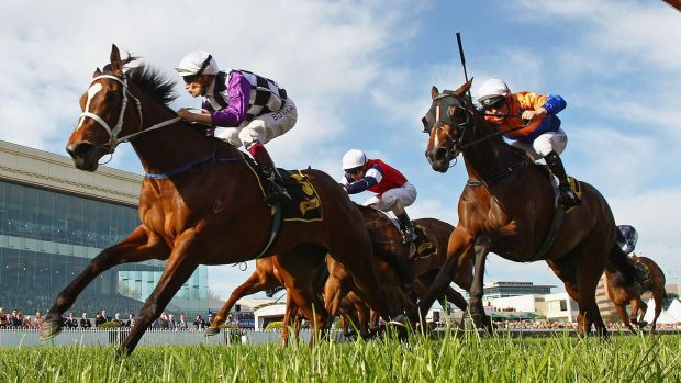 Getting tight: New scheduling will mean clashes of races at Randwick and Caulfield on Saturday.