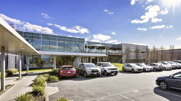 The former tobacco manufacturing site in Moorabbin is set to become a business park.