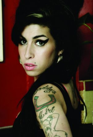 Amy Winehouse's songs appeared in new and interesting arrangements. .