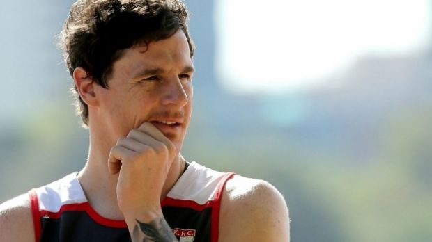 Jake Carlisle is among the suspended ex-Bombers.