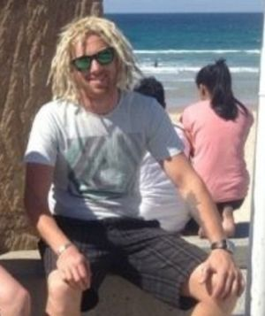 A man went missing  in Broadbeach Waters after his unattended kayak was found.