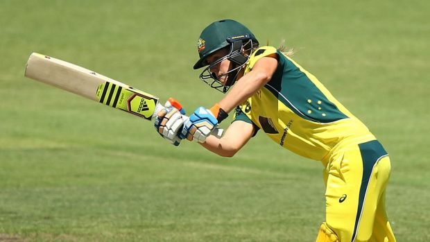 Fightback not enough: Ellyse Perry.