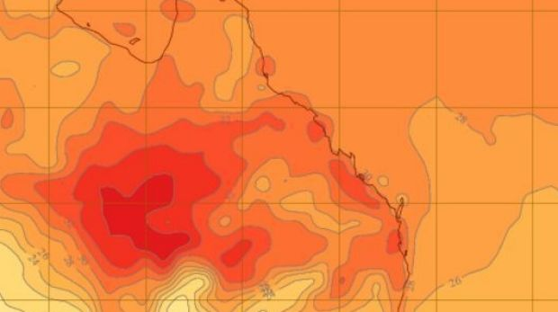 Leading climate scientists say the number of annual heatwave days has risen markedly over the past 60 years.