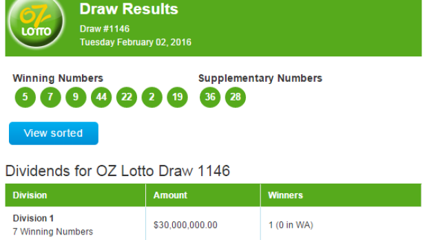 oz lotto draw 1321 - photo #13