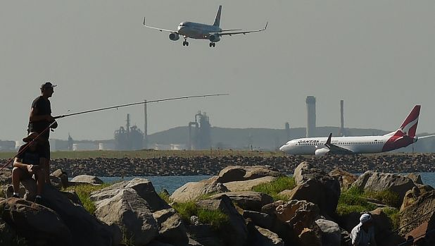 Sydney Airport flies in a pre-tax profit of more than $1 billion, thanks to strong growth in high-spending Chinese arrivals.