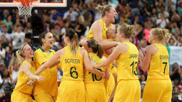 Basketball Australia came under fire for flying Australia's female team to the London Olympics in economy class even ...
