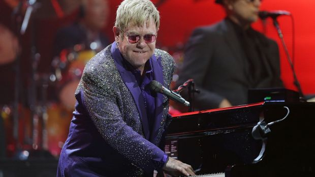 Sir Elton John was reported to command more than $1 million for a show.