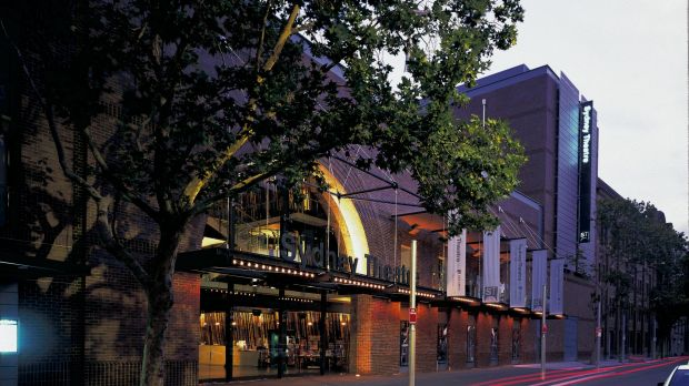 The Roslyn Packer Theatre was the scene of an alleged assault of an STC usher at a performance of <i>King Lear</i>.