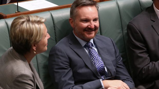 Chris Bowen says Labor's position on supply has been clear since 1975 and that it was not Labor which had 'a tradition ...