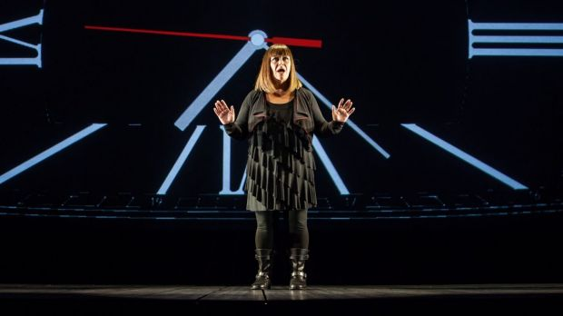 In <i>Thirty Million Minutes</i>, Dawn French considers time and life lessons.