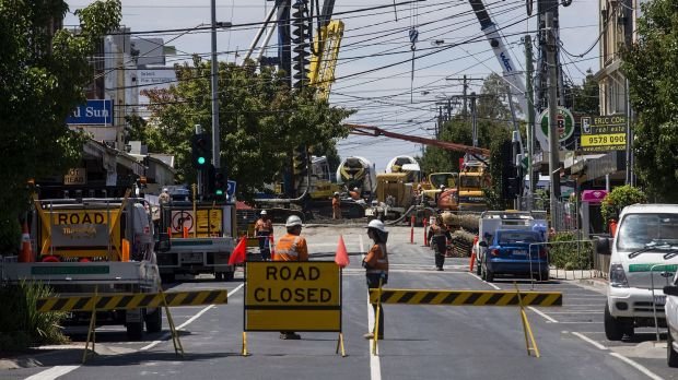 The Victorian government has promised to plough the proceeds of the Port of Melbourne sale into its level crossing ...