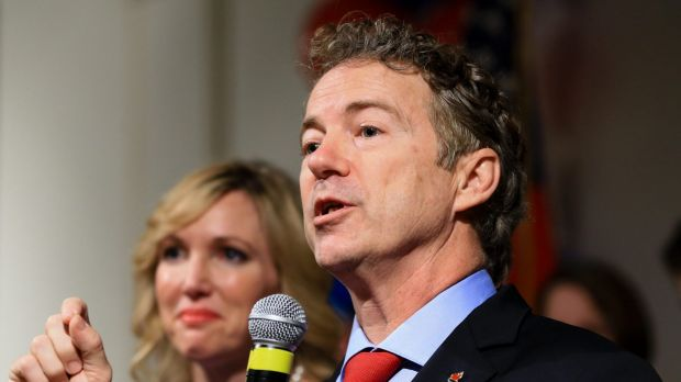 Bowing out of the US presidential race ... Kentucky Senator Rand Paul has suspended his campaign for the Republican ...