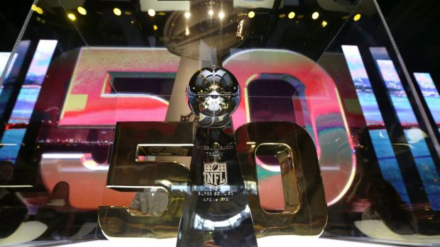 The prize: THe two teams will do battle for the Vince Lombardi Trophy.
