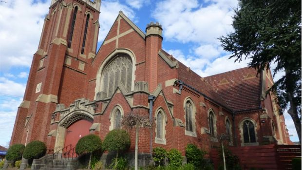 St John's Uniting Church in Essendon is offering sanctuary to asylum seekers.
