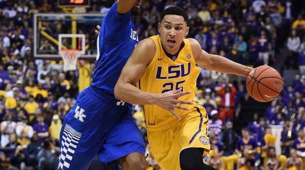 Undeniable talent: Ben Simmons.