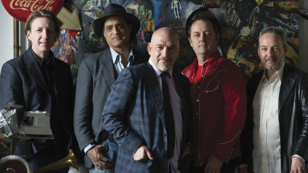 Aussie icons The Black Sorrows are the headline act at this year's National Multicultural Festival.