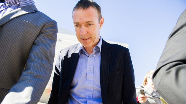The Coalition's former NBN adviser Stephen Ellis has been contracted by Telstra.