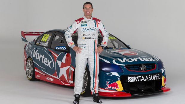 "Ageing gracefully: At 41, Craig Lowndes, formerly known as  ""the kid"", is now a ""senior citizen"" of V8 Supercars."
