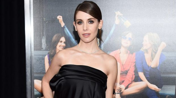 Alison Brie says she was asked to go topless during an Entourage audition.