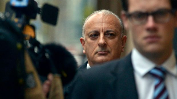 Bill Jordanou is one of the alleged architects of the elaborate scam.