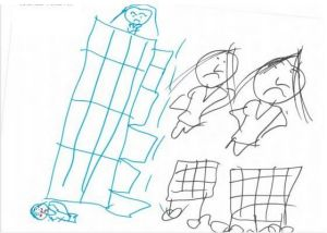 """""""I jumped from the house to the ground and I died. My mum and dad are crying."""" A girl, 7, held in detention at Wickham ..."""