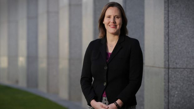Kelly O'Dwyer: 'In other words superannuation has a very practical purpose, it should be used to increase ...
