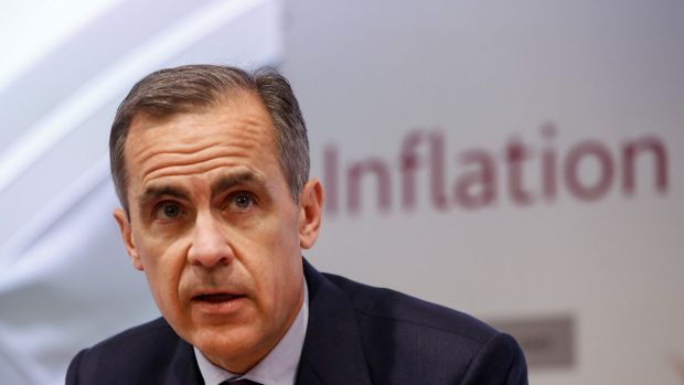 """The global economy risks becoming trapped in a low growth, low inflation, low interest-rate equilibrium,"" Carney warns."