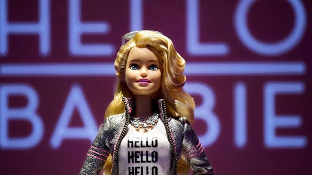 Mattel chief executive Chris Sinclair is leading a charge to revive the California-based company's Barbie business.
