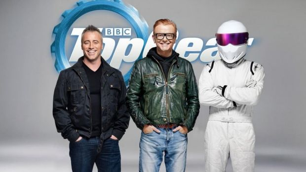 The new <i>Top Gear</i> line-up.