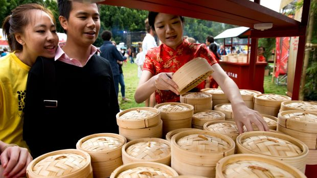 <I>The Sydney Morning Herald's</i> Lunar Markets in Pyrmont are celebrating Lunar New Year every night until February 14th.
