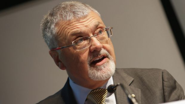 Former Department of the Prime Minister and Cabinet secretary Peter Shergold.