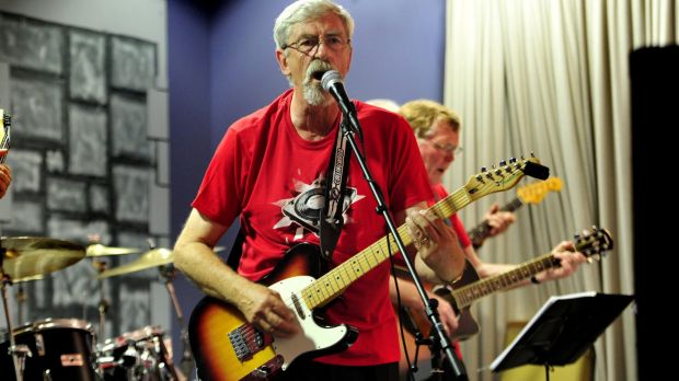 Former minister John Hargreaves will be performing with his band Old 45s.