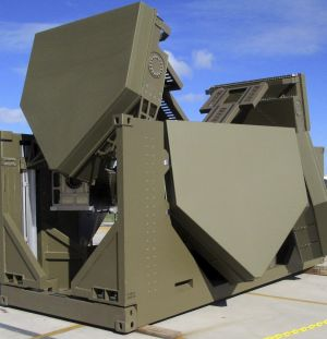 CEA's Ground-Based Multi-Mission Radar.