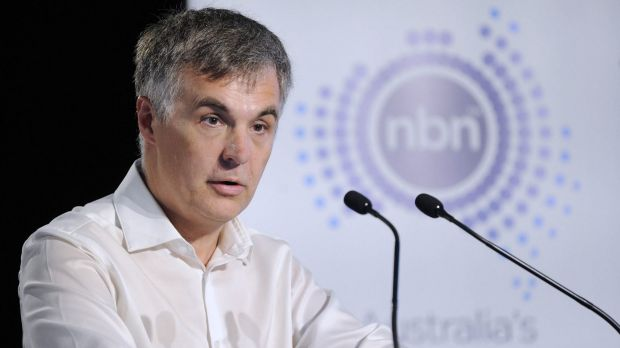 NBN chief financial officer Stephen Rue said the positive results would help the company tap debt markets in future.