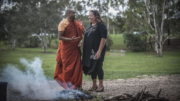 The housing in Kambah for the older Aboriginal and Torres Strait Islander residents will be built next to a Sri Lankan ...