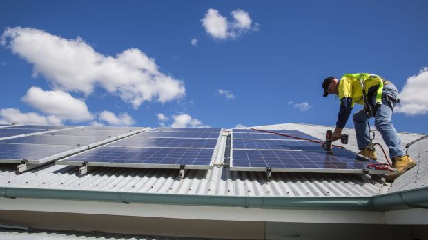 More than 1.5 million Australian homes now have rooftop solar panels.