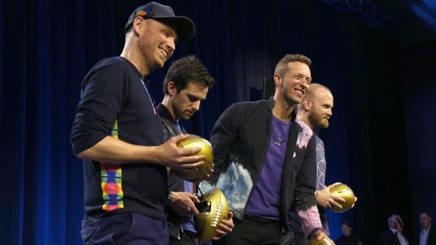 Catalogue of hits: Which song will Coldplay open with during the half-time show?