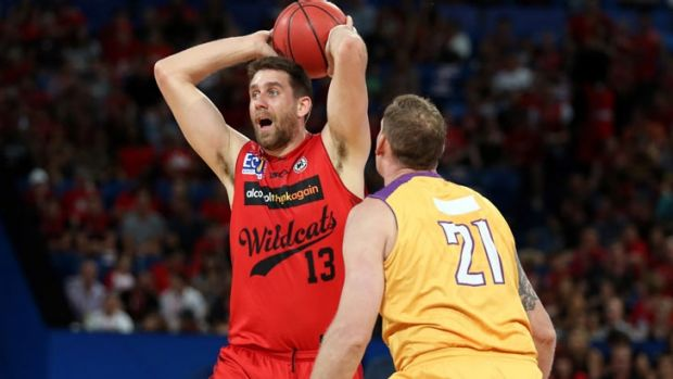Tom Jervis a standout for the Perth Wildcats.