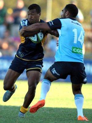 Brumbies fullback Aidan Toua believes their attacking game plan will go to another level with the return of their Wallabies.