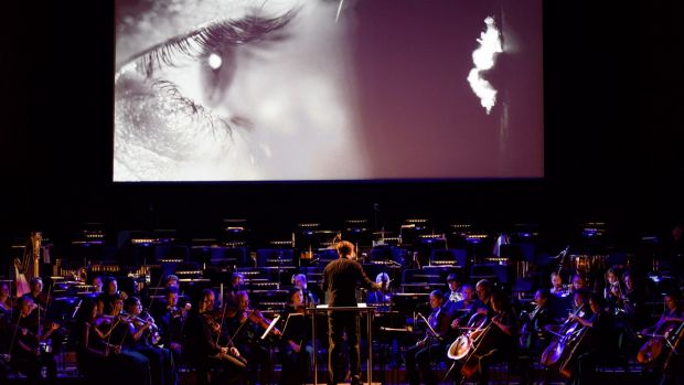 The Melbourne Symphony Orchestra performs the chilling score from Psycho.