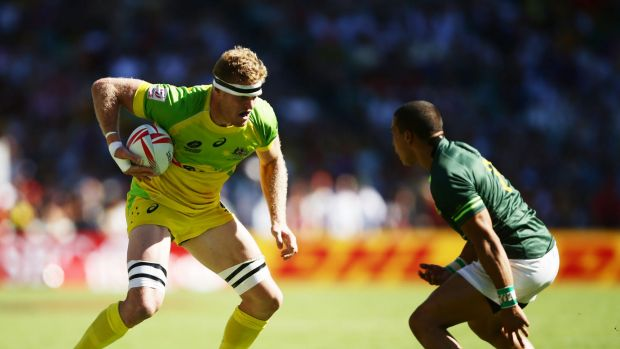 Australia ground out their semi-final win against South Africa.