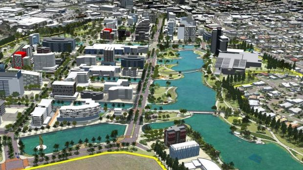 New look at SunCentral Maroochydore - the plan for the next 20 years.