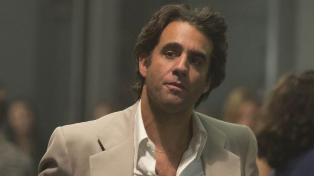 Richie Finestra, played by Bobby Cannavale, is a hard hero to love.