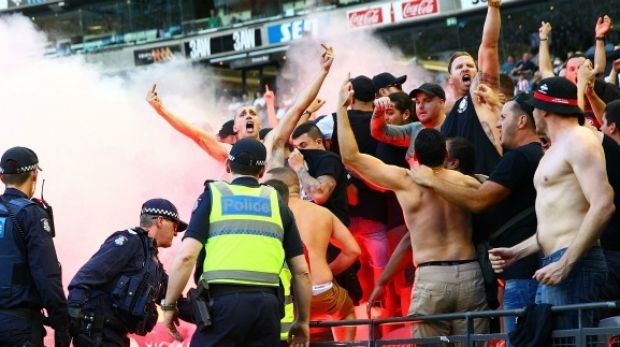 The wait begins: The Western Sydney Wanderers will soon learn of any punishment over the actions of their fans.