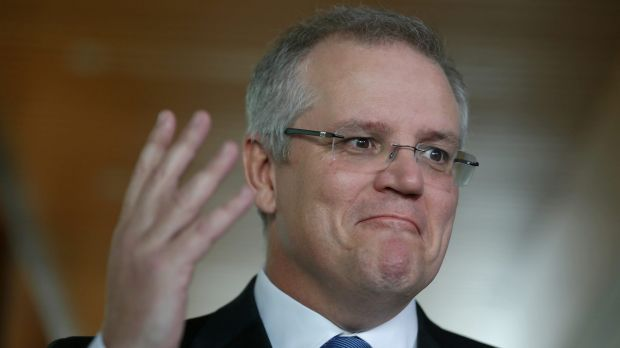 Treasurer Scott Morrison modelled tax changes that would see the rich benefit at the expense of the poor.