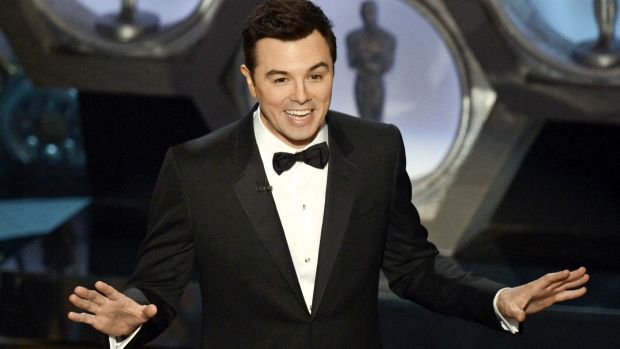 Seth MacFarlane is one of the producers behind <i>Bordertown</i>.