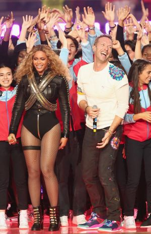 Her testimony came a day after Paltrow appeared at Super Bowl 50, cheering on Coldplay and her friend, Beyonce Knowles, ...